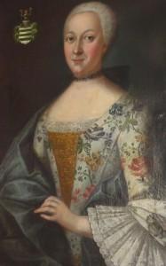Eleonore Sidonie de Fleckenstein épouse Joham