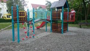 aire de jeux Haldenbourg