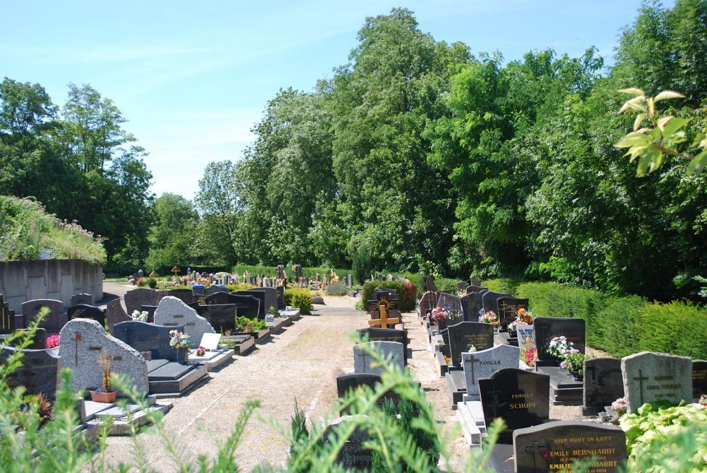cimetière de la colline