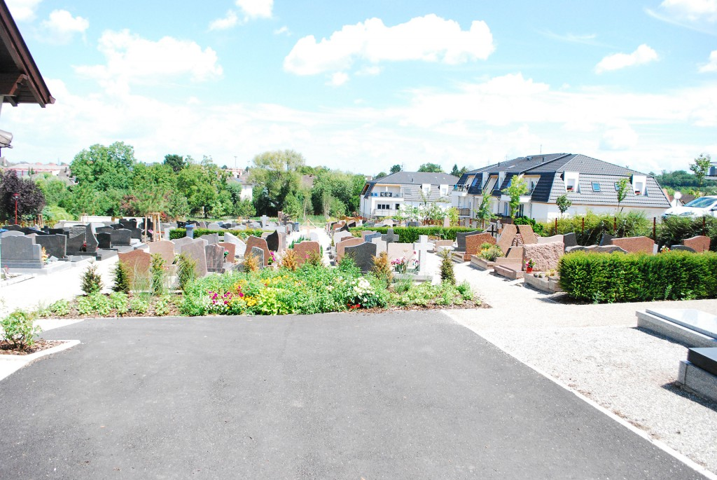 cimetière des terasses